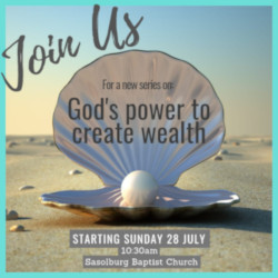 God's power to create wealth